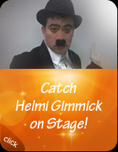 Catch Helmi Gimmick on Stage